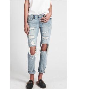 One Teaspoon 'Awesome Baggies' Boyfriend Jeans